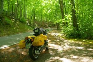 In der Toskana gibt es nicht nur Zypressen!