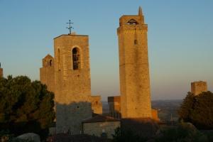 Die Türme von San Gimignano