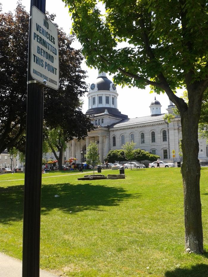 Kingston, Lake Ontario