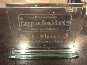 Long runs the fox -1st place in the EuRR Rally! (2/2)