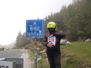 13:46 h. Vrsic Pass. No GPS in Slovenia, couldn't find the previous point.