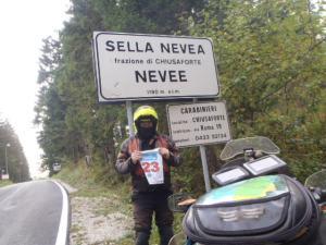 15:46 h. Sella Nevea.
