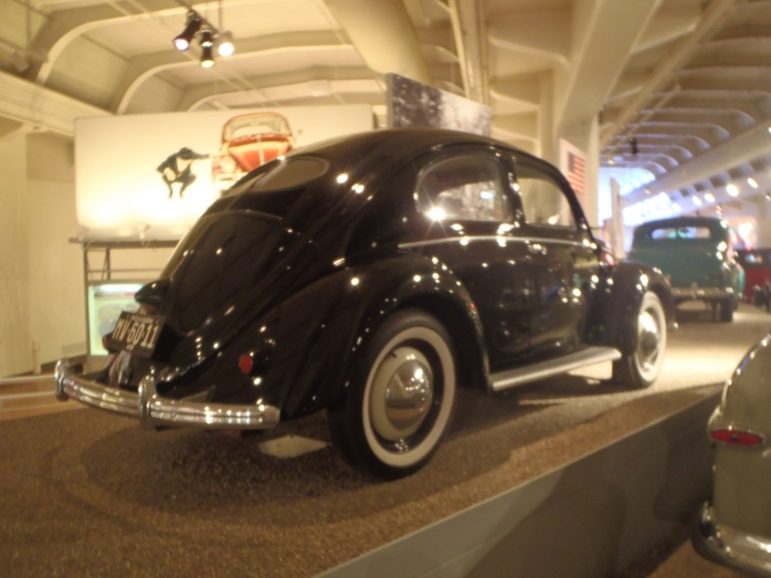 "An old VW""Käfer"" (Beetle)"