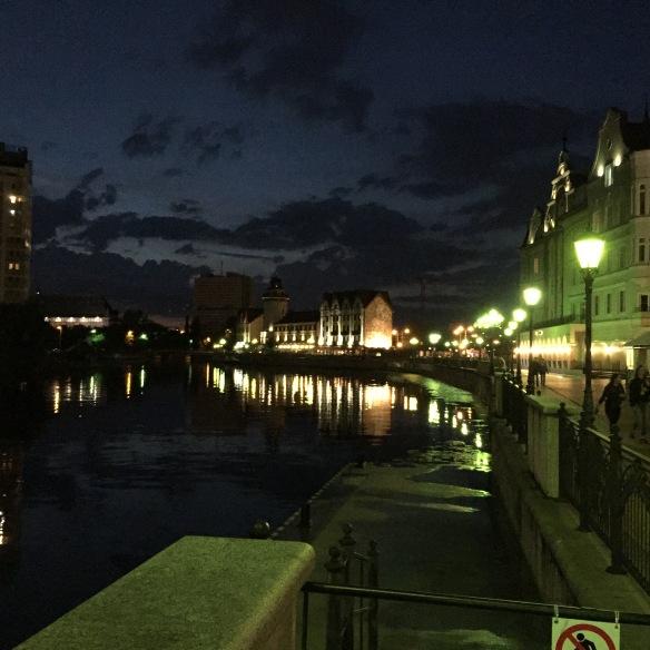 Kaliningrad (Königsberg) centre